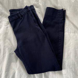 H&M Navy Blue Dress Pants